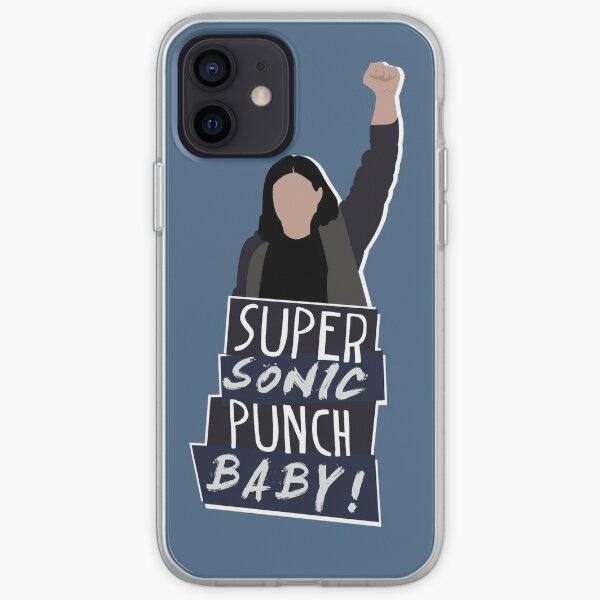 Super Sonic Punch - Cisco Funda blanda para iPhone