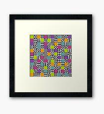 <<Hippy>> Framed Print