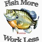 Fish More Panfish . . . Work Less by pjwuebker