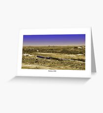 Broken Hill Greeting Card