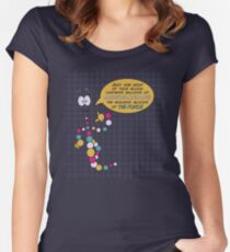 Mr. Force Women's Fitted Scoop T-Shirt
