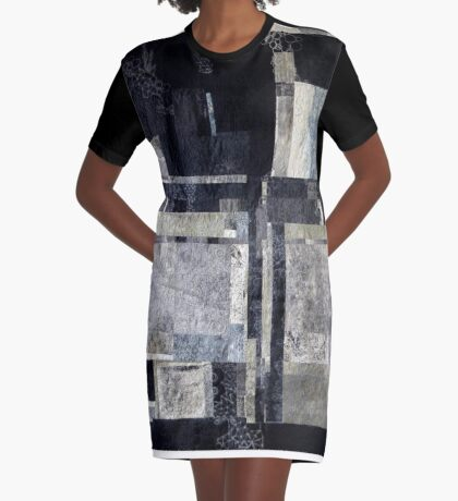 Coastline Graphic T-Shirt Dress