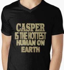 Casper Men's V-Neck T-Shirt