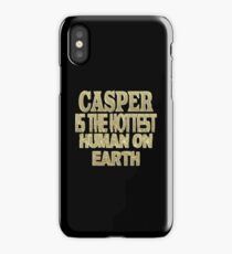 Casper iPhone Case/Skin