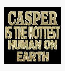 Casper Photographic Print