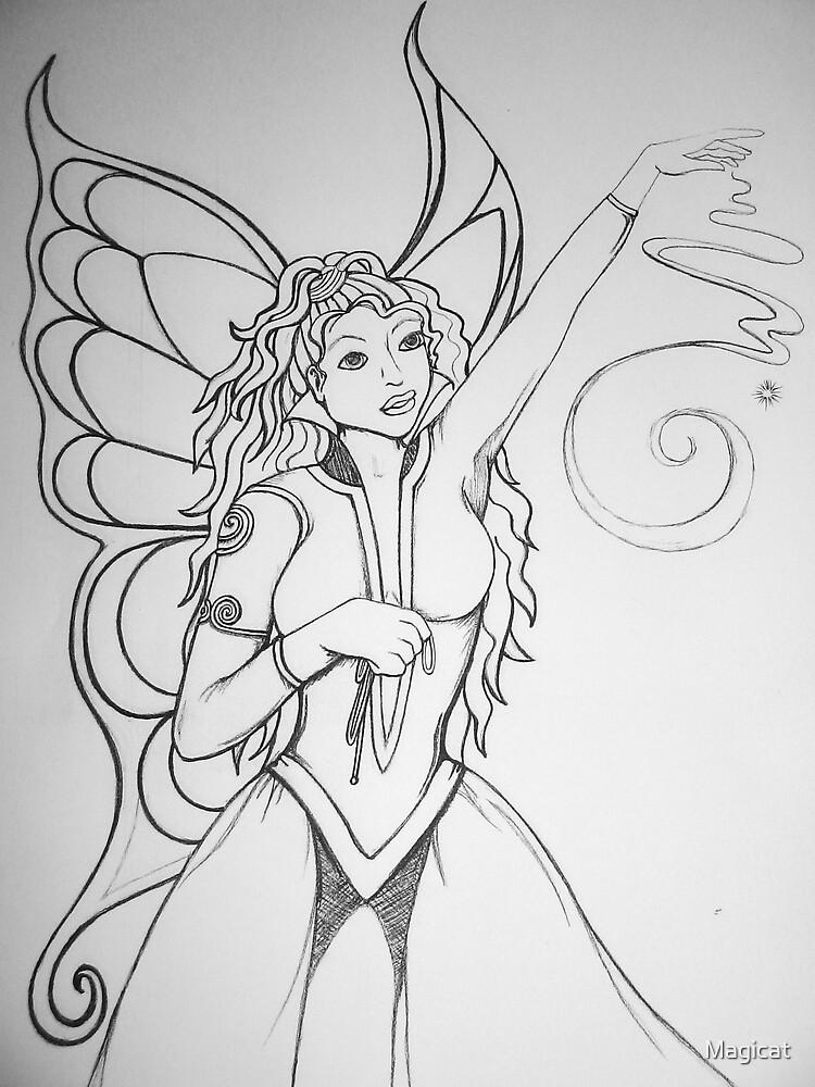 Fairy Princess by Magicat