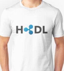 HODL Ripple XRP Unisex T-Shirt