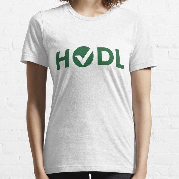 HODL Vertcoin VTC Essential T-Shirt