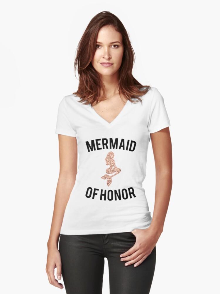 Cute And Cool Weddingbridal Shower Gifts Mermaid Of Honor Best