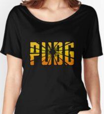 PUBG Women's Relaxed Fit T-Shirt