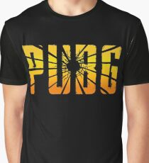 PUBG Graphic T-Shirt