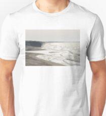 Tiny People on Vast Beach T-Shirt