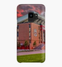 Red Sky Over Anfield Case/Skin for Samsung Galaxy