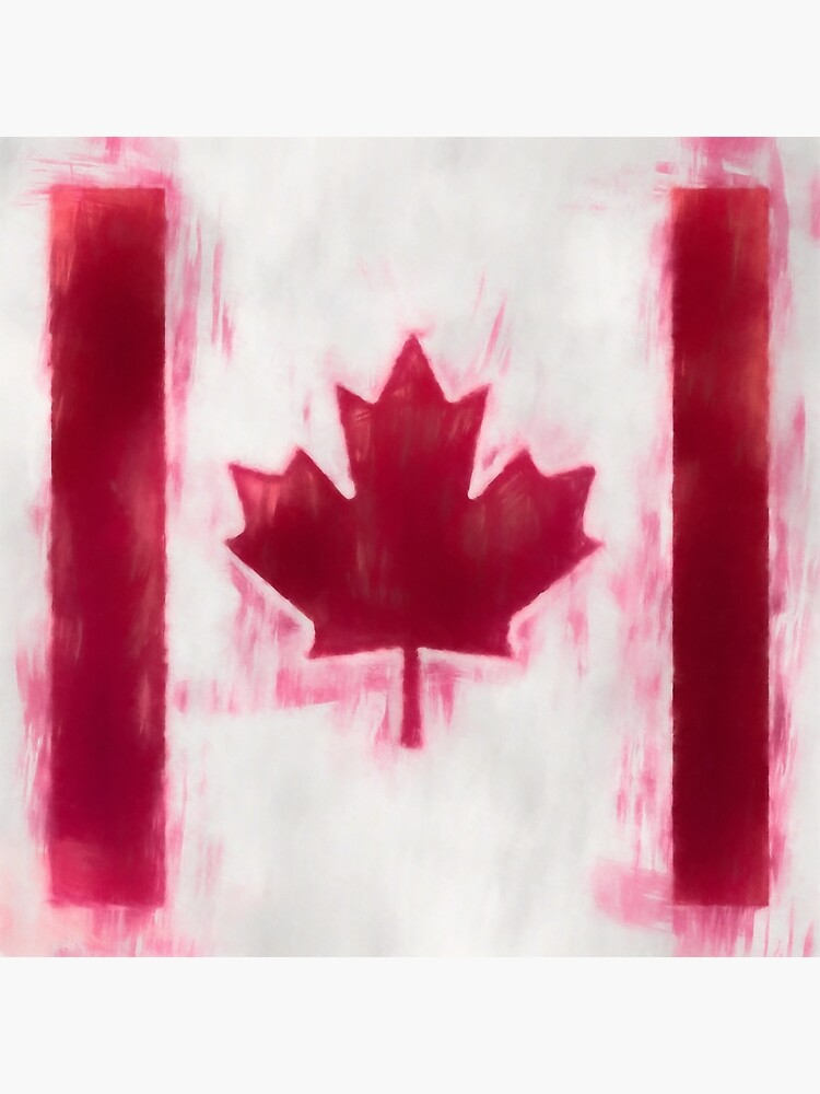 Maple Leaf Flag No. 2, Series 1 by 8th-and-f