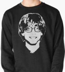 Young Bill Gates Pullover