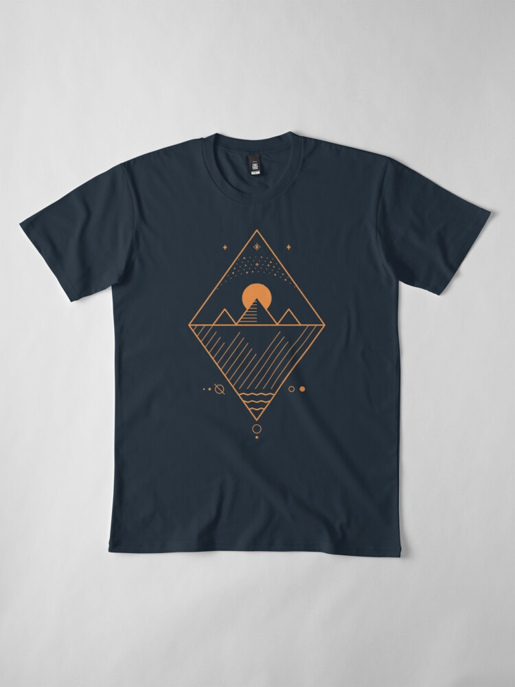 Alternate view of Osiris Premium T-Shirt