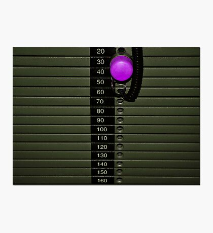 Light Weight Photographic Print