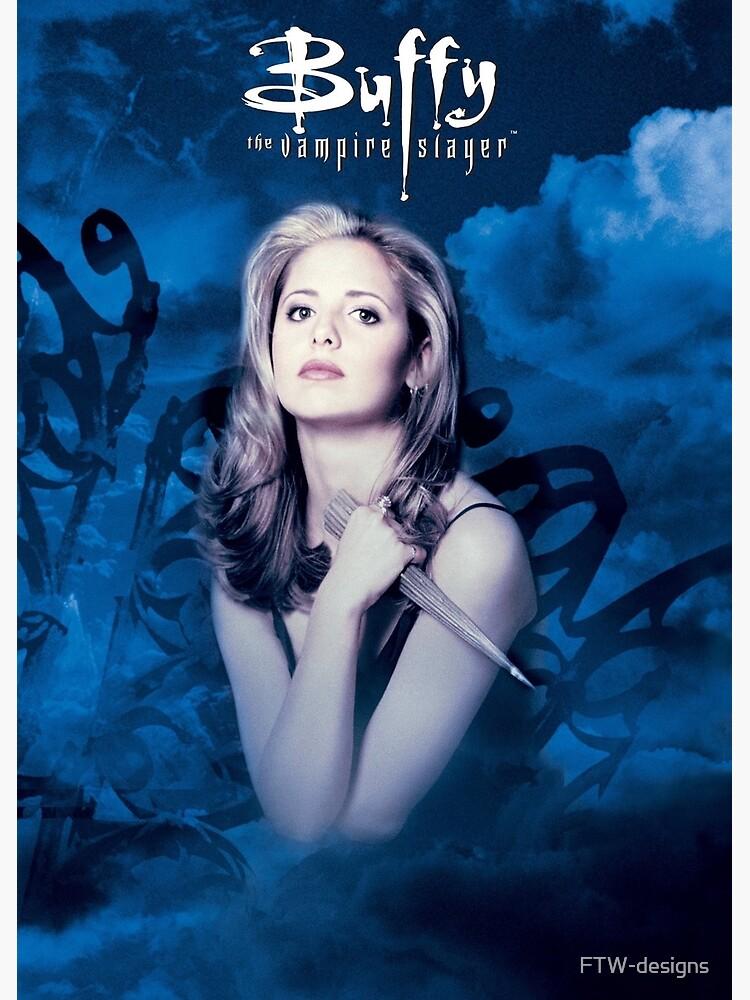 Buffy by FTW-designs