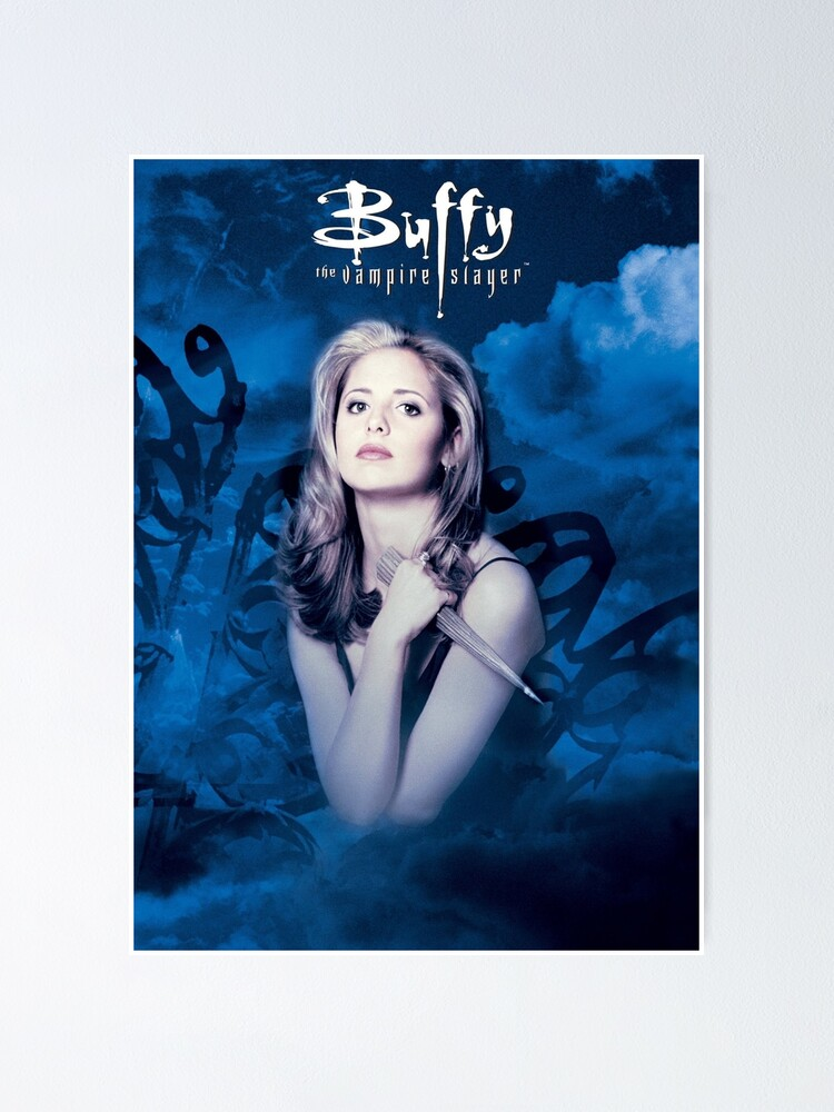 Alternate view of Buffy Poster