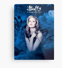 Buffy Metal Print
