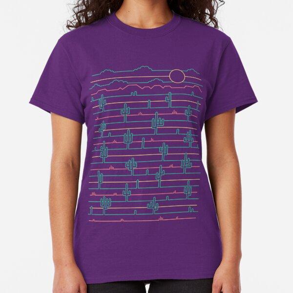 Saguaro Sunrise Classic T-Shirt
