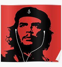 Che Guevara Pop Art Poster Poster