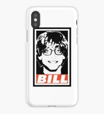 BILL iPhone Case