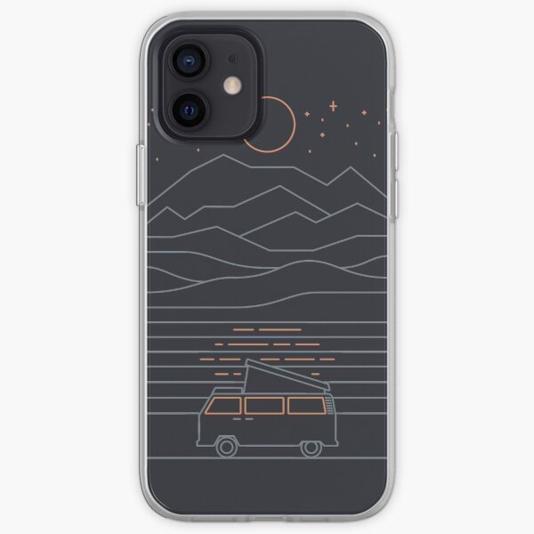 Van Life iPhone Soft Case