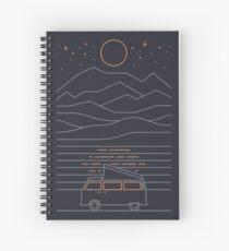 Van Life Spiral Notebook