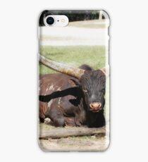 The Watusi  iPhone Case/Skin