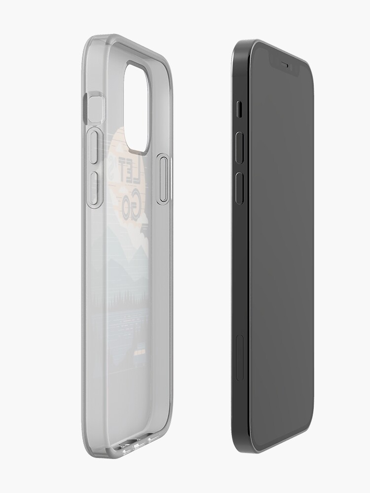 Alternate view of Let's Go iPhone Case & Cover