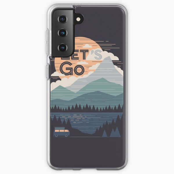 Let's Go Samsung Galaxy Soft Case