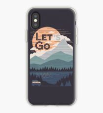 Let's Go iPhone Case