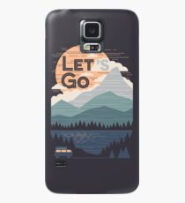 Let's Go Case/Skin for Samsung Galaxy