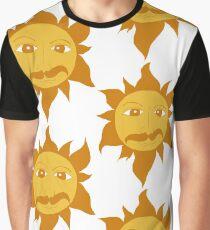 MONTY PYTHON KING ARTHUR SHIELD Graphic T-Shirt