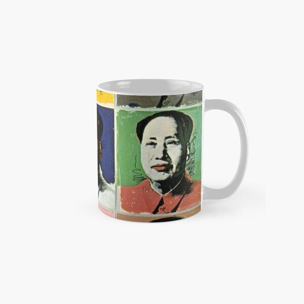Chairman Mao Zedong Pop Art Meme Classic Mug