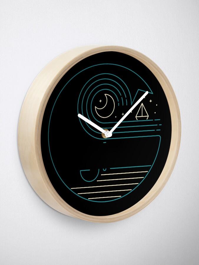 Alternative Ansicht von Mondlicht Gefährten Uhr