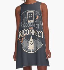 Reconnect A-Line Dress
