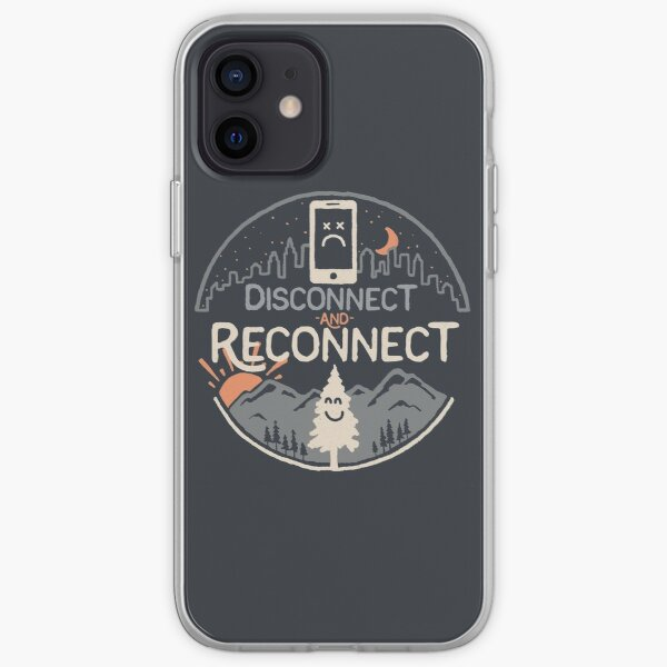 Reconnect iPhone Soft Case