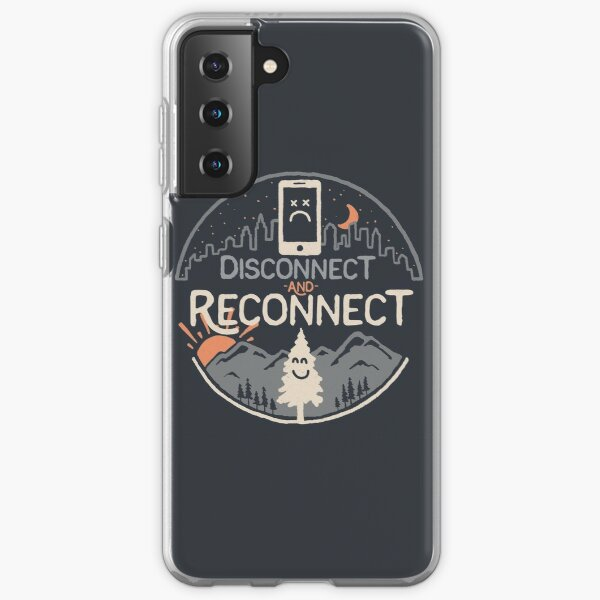 Reconnect Samsung Galaxy Soft Case