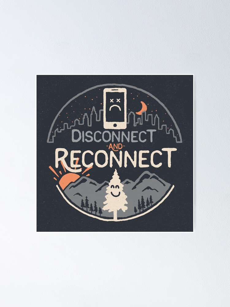 Alternate view of Reconnect Poster