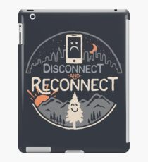 Reconnect iPad Case/Skin