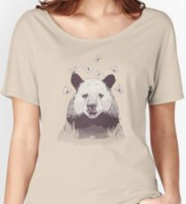 Let's Bear Friends Women's Relaxed Fit T-Shirt