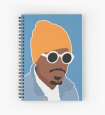 ANDRE 3000 Spiral Notebook