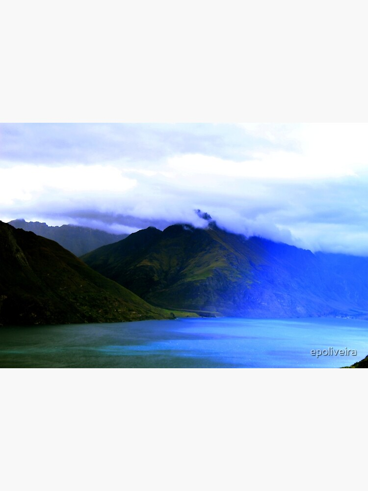 New Zealand Mountains Landscape Photography by epoliveira