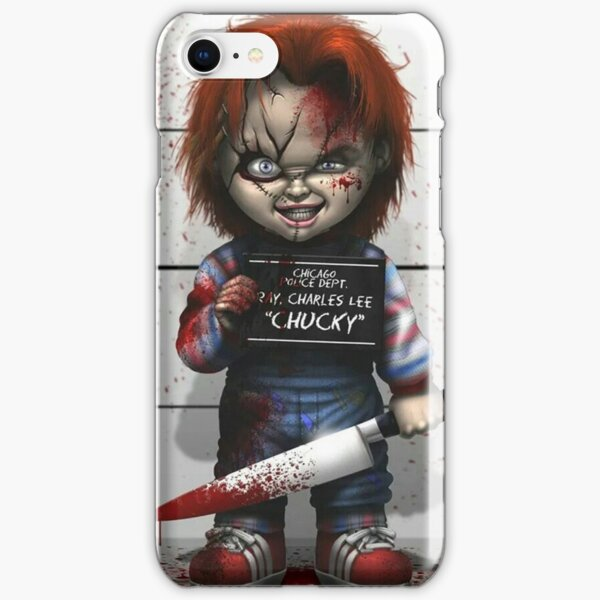 Chucky from Childs play iPhone Snap Case