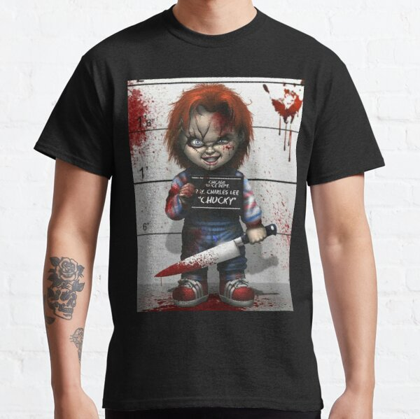 Chucky from Childs play Classic T-Shirt
