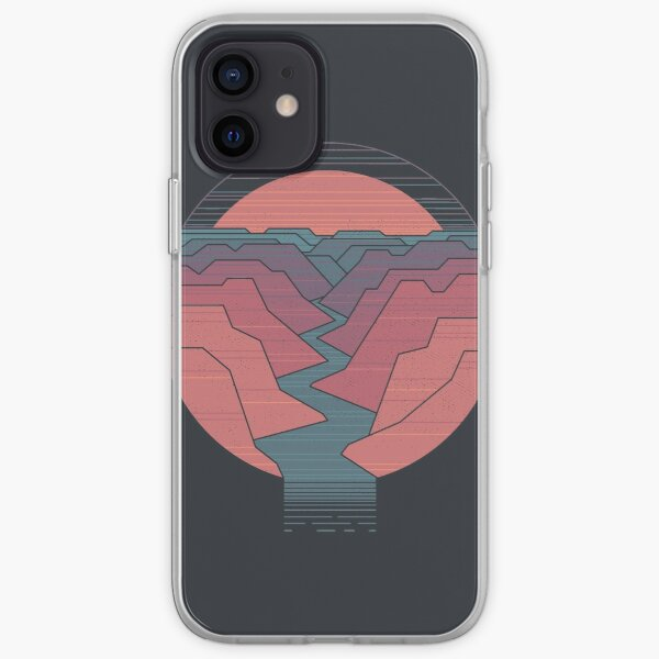 Canyon River iPhone Soft Case