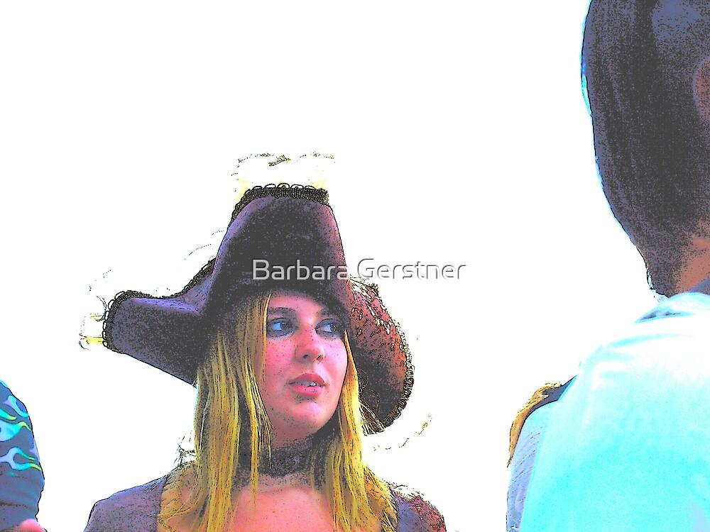 Piratess? by Barbara Gerstner