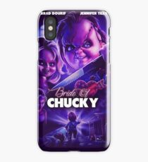 Chucky's bride iPhone Case/Skin